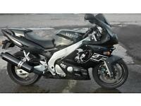 Yamaha 600cc Thundercat motorbike