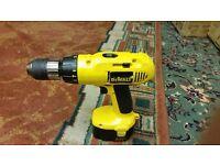 Dewalt 14V hammer drill