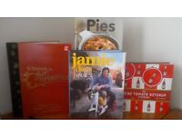 JAMIE OLIVER DOES ....SPAIN ,MORROCO ,FRANCE,ITALY,GREECE & SWEDEN COOKERY BOOK