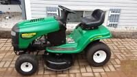13.5 WeedEater Lawn tractor