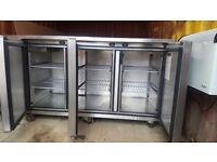 Fosters 3 door prep fridge in good condition £700