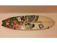"6'7"" Fifty8 Surfboard"