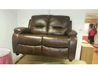 Luxurious brand new 3+2 leather suite