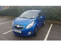 Selling Chevrolet Spark- EXCELLENT CONDITION, full insurance book, MOT & low insurance group