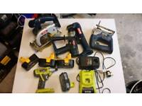 Battery drill / saw