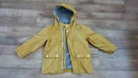 Lightweight shower proof jacket coat age 4-5