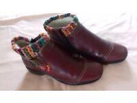 Ladies Rieker Boots