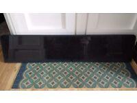 Black Granite 106x23x2cm Slab