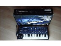 MININOVA NOVATION SYNTHESISER FOR SALE (like new) boxed