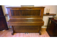 1902 Bechstein upright piano (model 10/V) - good condition