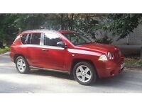 LHD Jeep Compass Limited 4x4, 2008, for sale