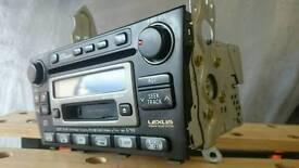 Lexus IS 200/300 original radio cd changer