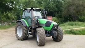 Deutz Agrotron M620 tractor