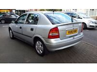 51 plate vauxhall astra 1.6 automatic