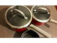 Cooks essentials pot set