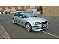 2001 BMW E64 325i M-Sport Swaps