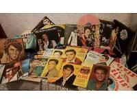 Bundle of 39 Elvis Presley LP's