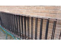 Wrought Iron Fence Panels