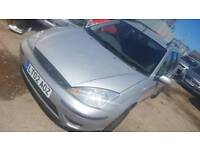 FORD FOCUS 1.6 PETROL WITH MOT