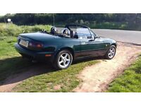 Mazda MX5 - Good condition owned last 10 years
