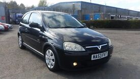 2003 (53 Reg) Vauxhall Corsa 1.2 SXI 3dr For Sale, £495 with 12 Months Mot on Sale