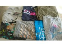 Assorted Threadless t-shirts