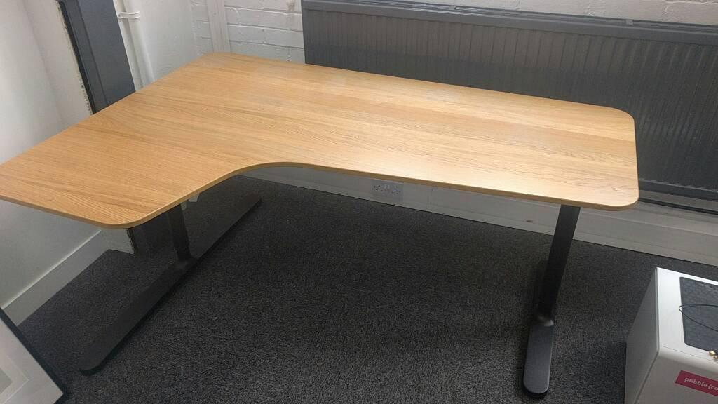 Ikea Bekant Corner Desk. Ikea Bekant Corner Desk   in Lambeth  London   Gumtree