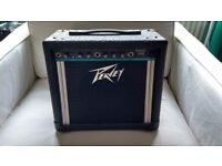 Vintage Peavey Rage 108 Practice Amplifier - Hardly Used in Immaculate Condition