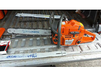"Husqvarna 372xp Chainsaw With 20"" and 24"" Bar and Chain"