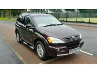 2007 07 Ssangyong Kyron SE Auto diesel Immaculate condition low mileage
