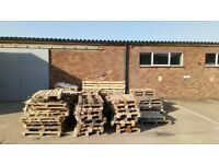 FREE - Pallets - Various Sizes - Collection Only