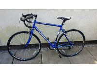 Viking Phantom 60cm Road Bike. Hardly used. Great Condition.