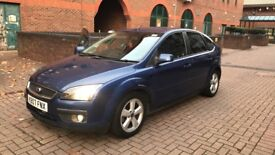 AUTOMATIC FORD FOCUS ZETEC 1.6/83K MILEAGE. PX WELCOME