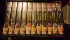 Babylon 5 , Volumes 22-32 Complete Season 3 VHS Video Box Set