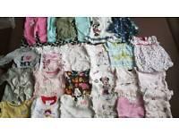 Huge baby girl bundle 3-6 months