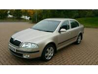 Skoda octovia 2.0 TDI PD Automatic elegance great condition