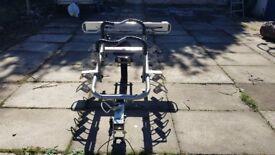 Mottez - 5 Bike Trailer