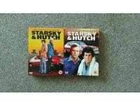 Starsky and Hutch seasons 1&2.