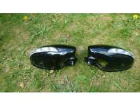 Mercedes CLS mirror cover x 2