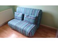 Sofa-bed, 15 yrs old. Good condition, hardly used