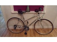 LADIES/UNISEX DAWES DISCOVERY 201 HYBRID BIKE IN NICE CONDITION