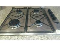 Electric Oven & Gas Hob