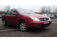 CITROEN C5 Hdi Sx// 1 owner/ SATELLITE NAVIGATION// .FULL SERVICE HISTORY/ 2 kyes £850