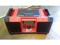 Milwaukee stereo