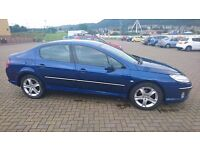 Peugeot 407 2.0 HDI 2006 FULL YEARS MOT great condition