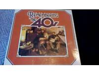 Remember the 40,s box collection 8 lps