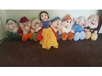 🌸 snow white and the 7 dwarfs 🌸