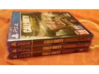 Call of duty ww2 - PS4 - NEW