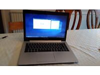 ASUS S400CA - Metal Touchscreen Ultrabook - Intel Core i3, 8GB, 500gb HDD - Windows 10