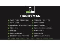 Property maintenance handyman